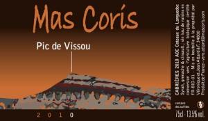 Mas Coris Pic de Vissou.cdr