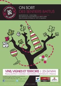 30 ans des A0C, vignes et terroirs