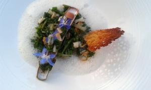 Entrée de la mer.. un délice gourmet